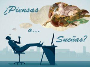 Piensas o Sueñas - www.vueloalalibertad.com