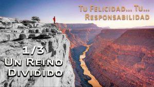 Felicidad Responsabilidad Reino Dividido www.vueloalalibertad.com Crecimiento Personal